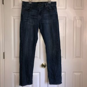 Lucky Brand Men's 36/34 221 Straight Leg Jeans